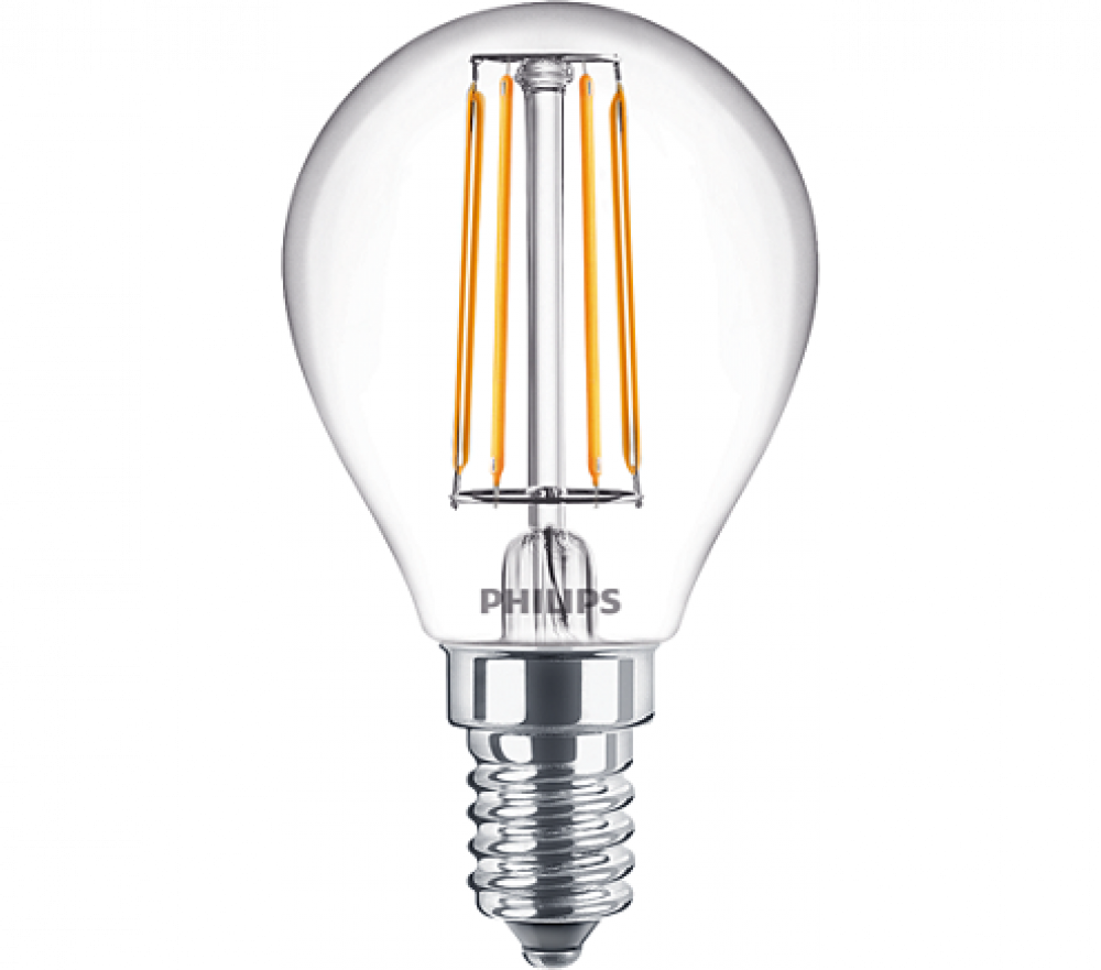 Philips LED KLOT P45 40W E14 WW