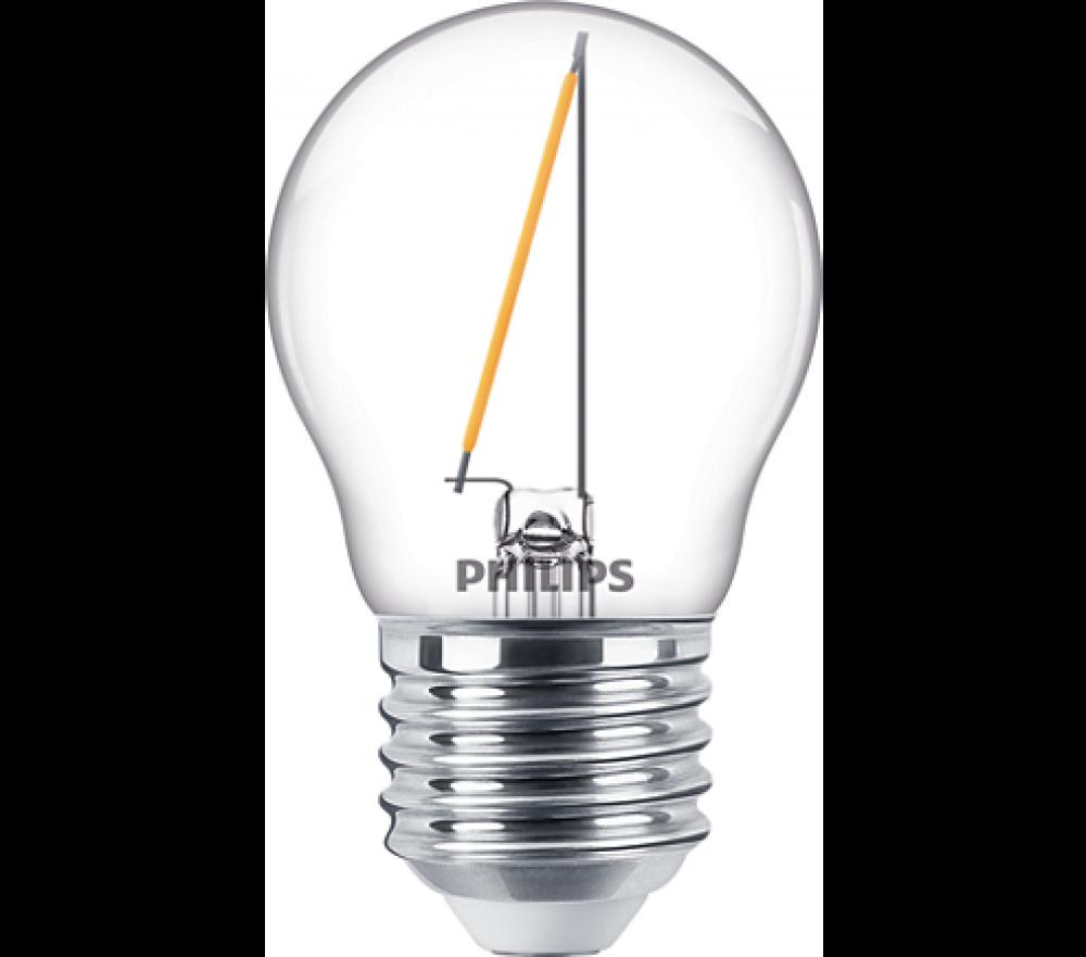 Philips LED CLASSIC P45 15W E27 WW