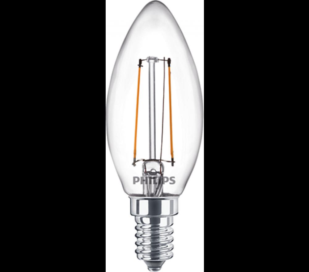 Philips LED KRON B35 25W E14 WW