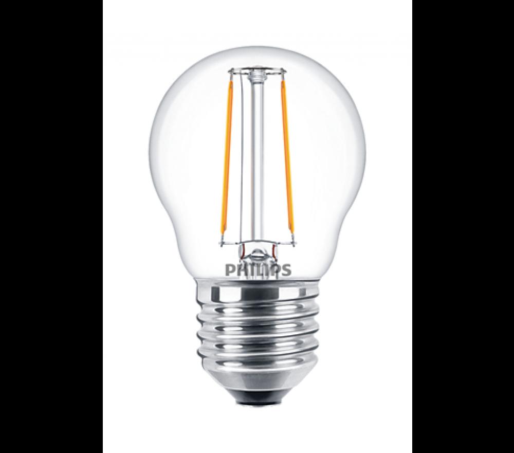 Philips LED CLASSIC P45 25W E27 WW