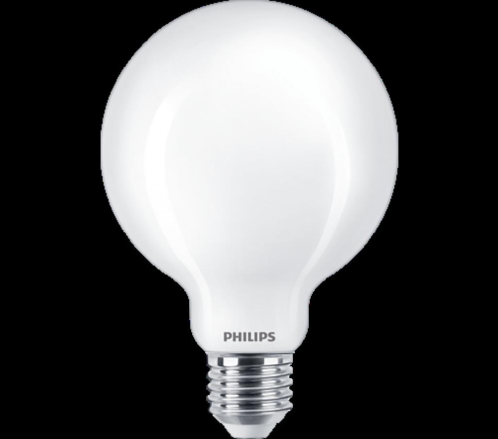 Philips LED CLASSIC G93 60W E27 WW