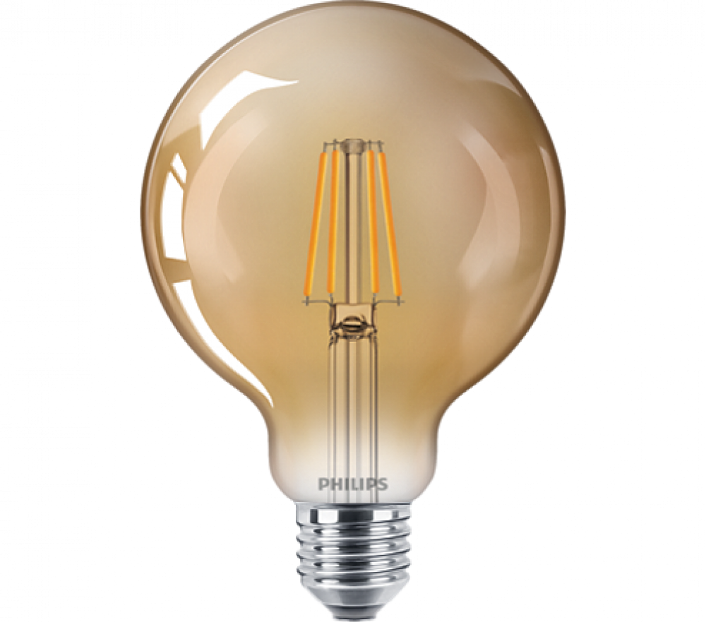 Philips LED GLOB G93 35W E27 825 GOLD