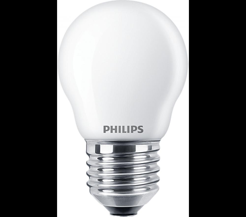 Philips LED KLOT P45 40W E27 WW