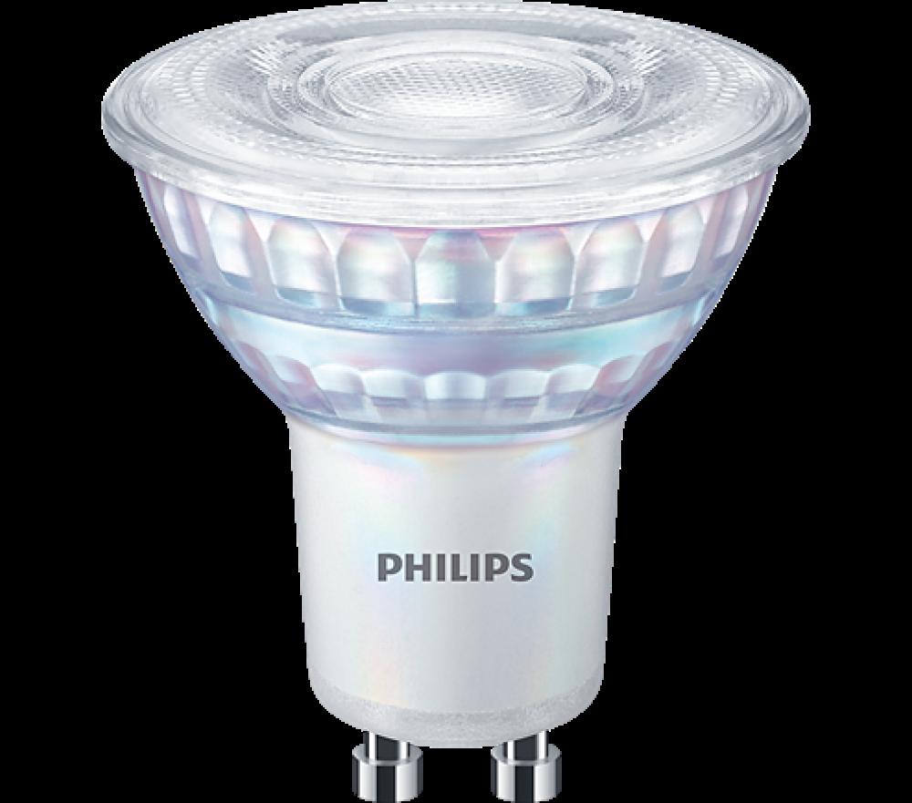 Philips LED GU10 80W WW 36D WGD