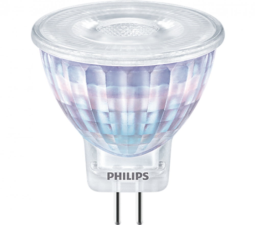 Philips LED GU4 MR11 20W WW ND