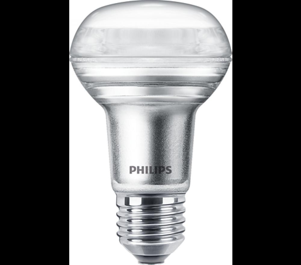 Philips LED R63 60W E27 WW 36D D