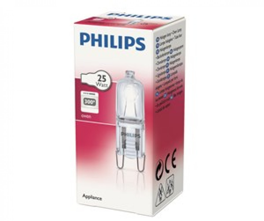Philips HALOGEN CAPS OV 25W G9 230V