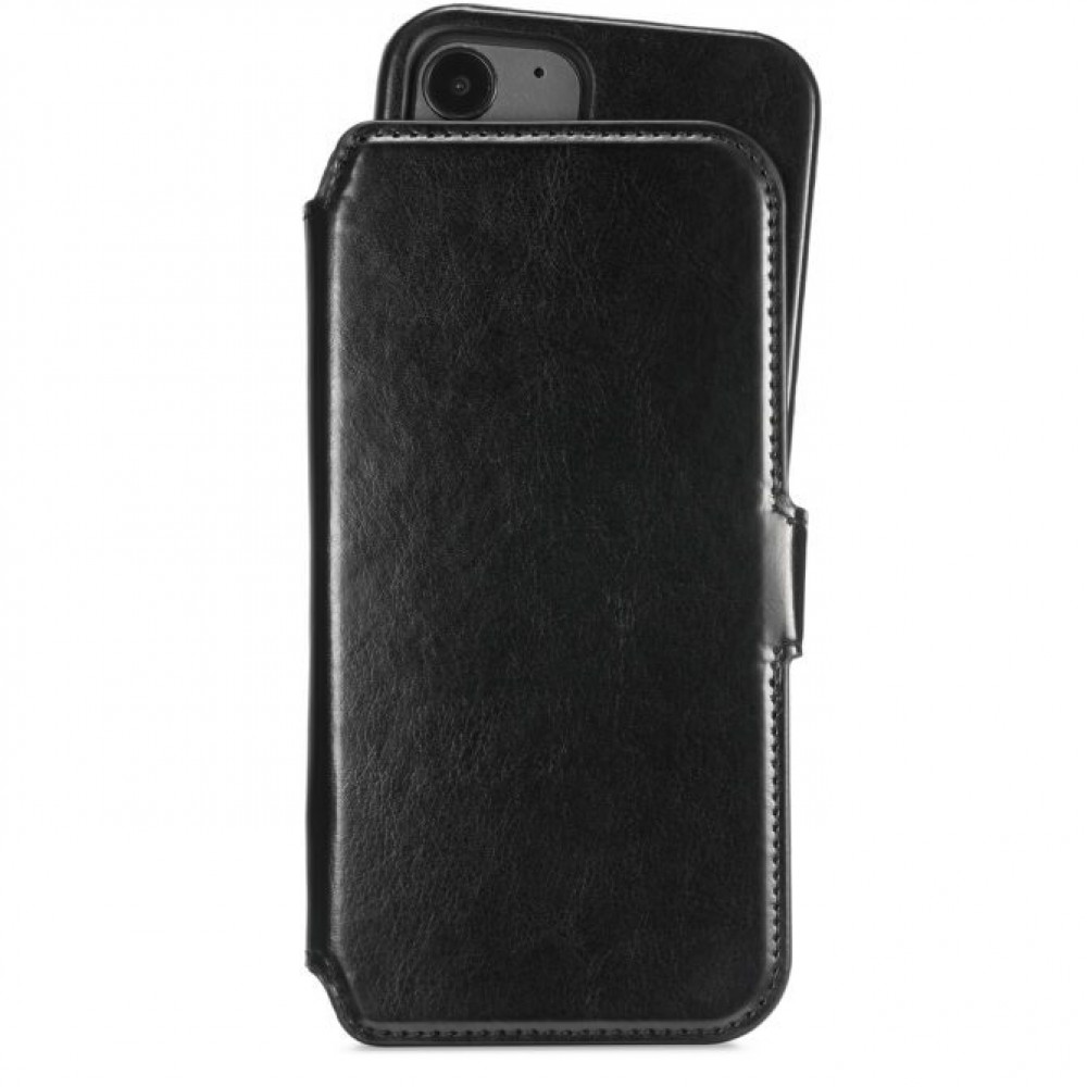 Holdit WALLET CASE MAGNET IPHONE 12/12PRO Berlin Black