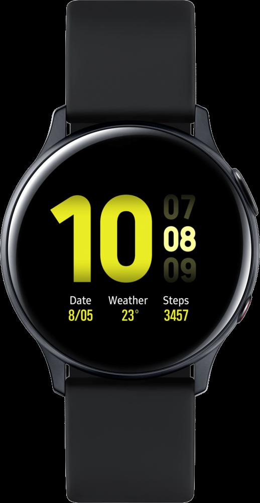 Samsung GALAXY WATCH ACTIVE 2 ALUMINIUM 40MM BLACK