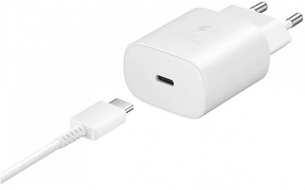 Samsung STRÖMADAPTER USB-C 25W MED KABEL