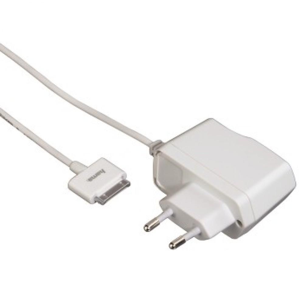 Hama iPhone 3/4/4s Väggladdare - Vit