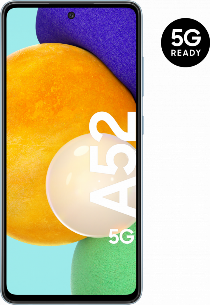 Samsung GALAXY A52 5G Blå