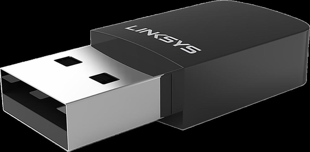 Linksys AC600 MU-MIMO WIFI USB-ADAPTER