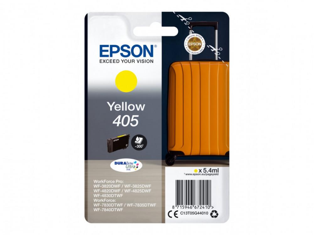 Epson T405 YELLOW INK CARTDRIDGE