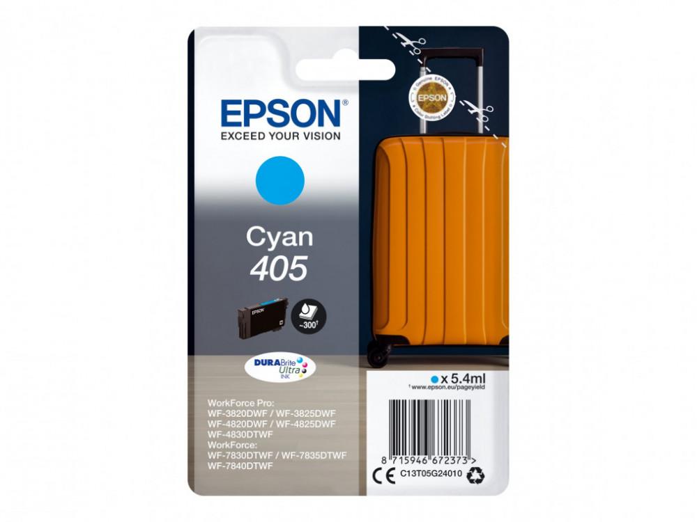 Epson T405 CYAN INK CARTDRIDGE