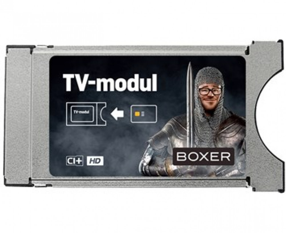 Smit BOXER CA-MODUL VIACCESS HD CI+
