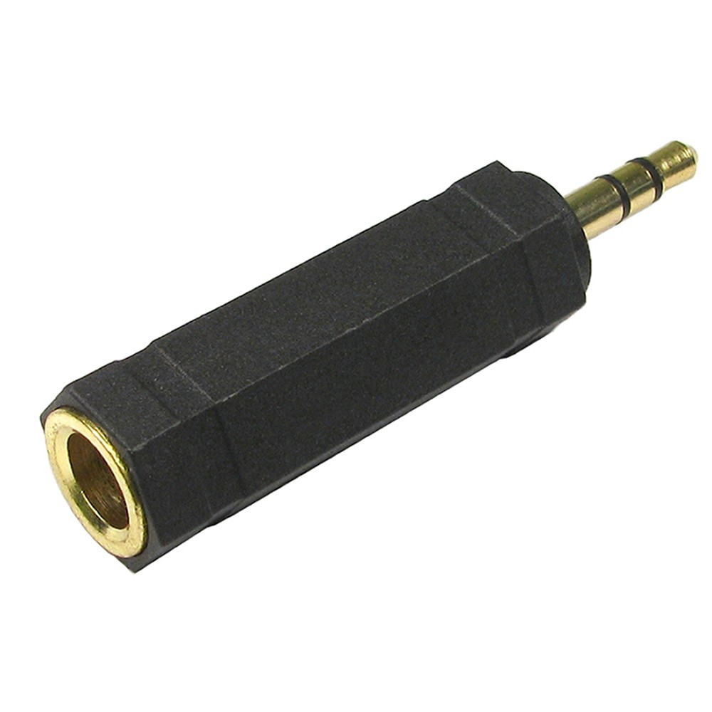 Hama Adapter Audio 6,3mm-3,5mm