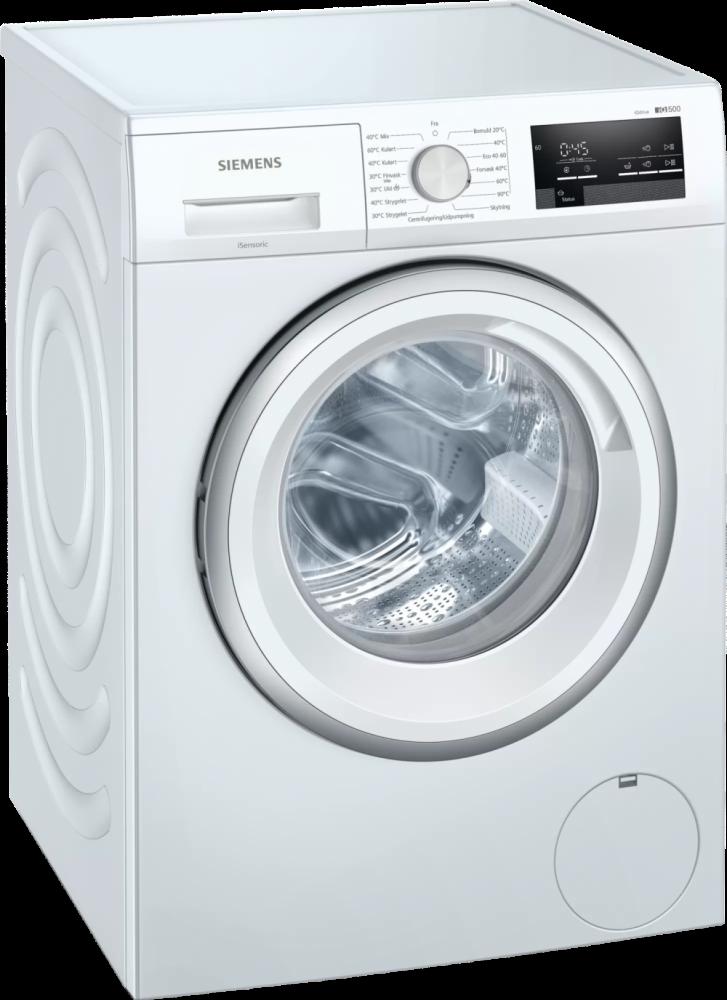 Siemens WM14UUB8DN IQ500 TVÄTTMASKIN VIT